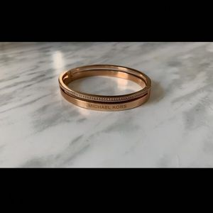 MK bangle bracelet